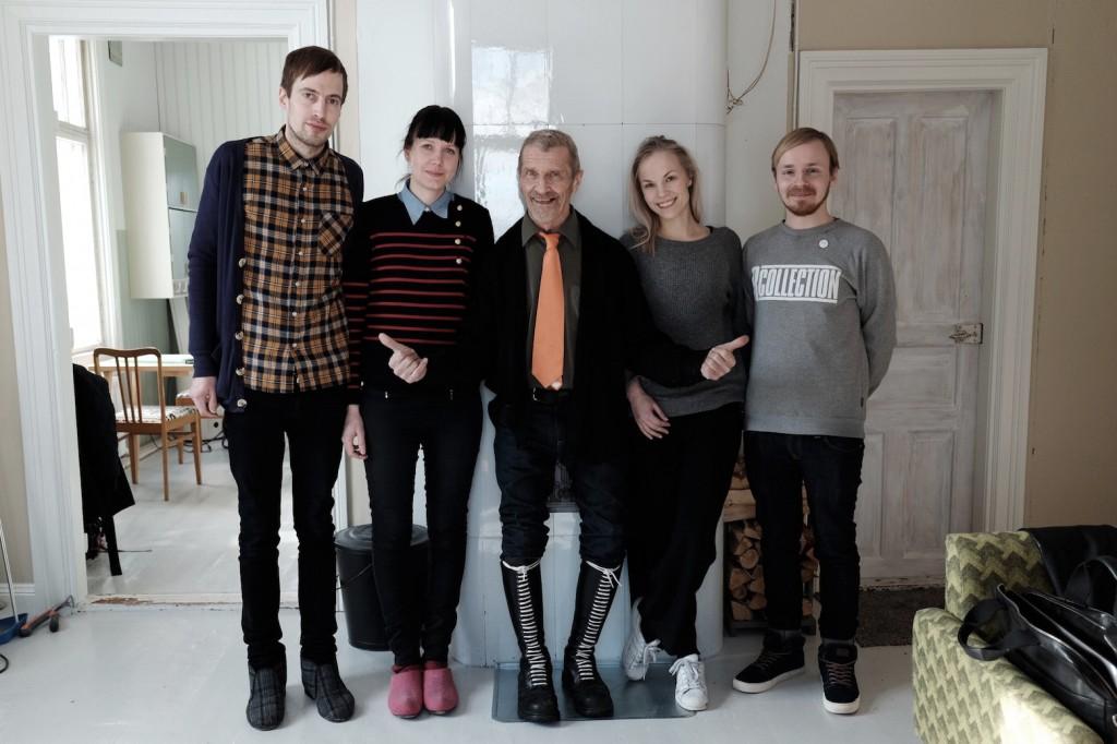 Toukolaakso Tom of Finland Foundation Durk Dehner Turku Finland